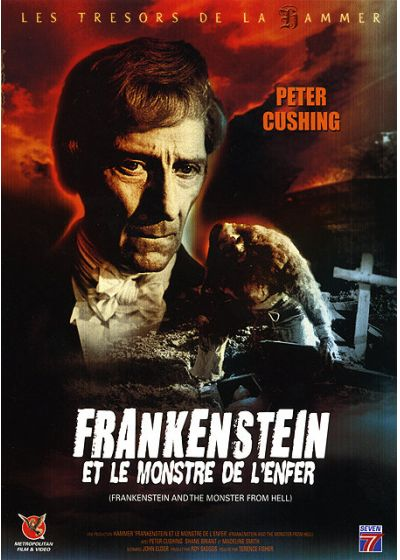 Frankenstein et le monstre de l'enfer - DVD