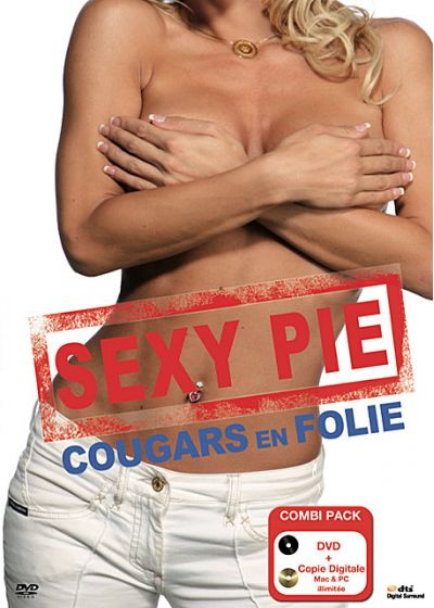 Sexy Pie : Cougars en folie - DVD