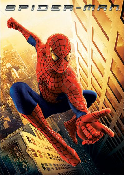 Spider-Man (Édition Single) - DVD