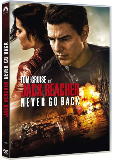 Jack Reacher : Never Go Back - DVD