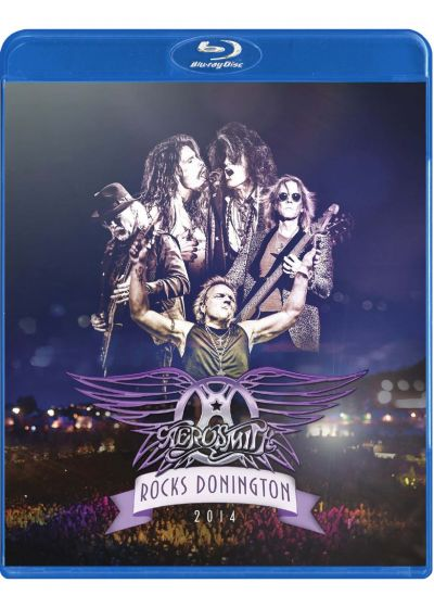 Aerosmith Rocks Donningon - Blu-ray