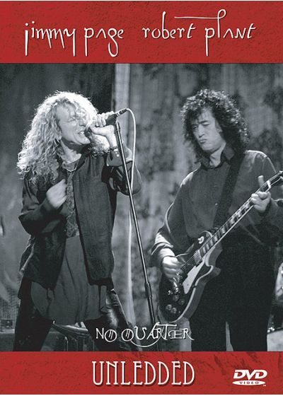 Jimmy Page, Robert Plant - No Quarter, Unledded - DVD