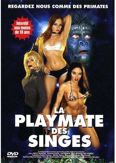 La Playmate des singes - DVD