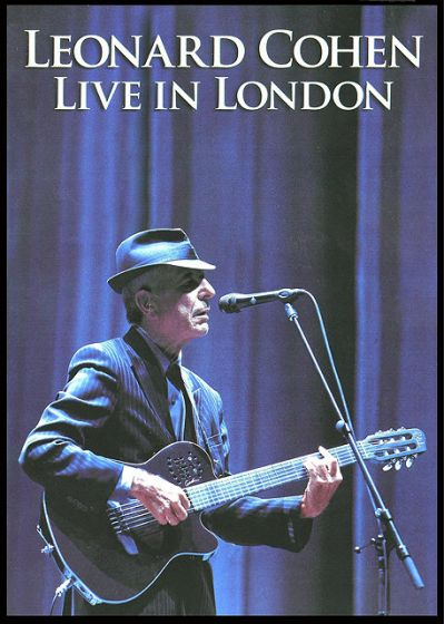 Cohen, Leonard - Live in London - DVD