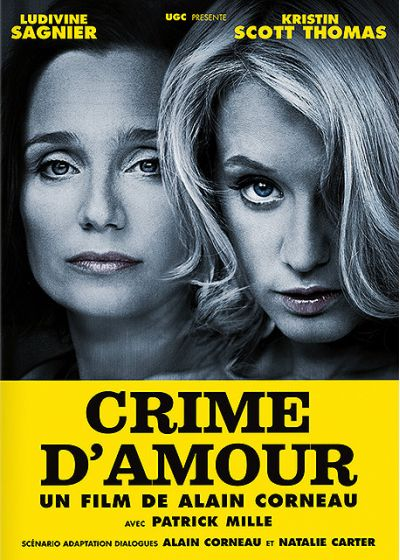 Crime d'amour - DVD