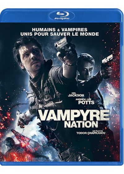 Vampyre Nation - Blu-ray