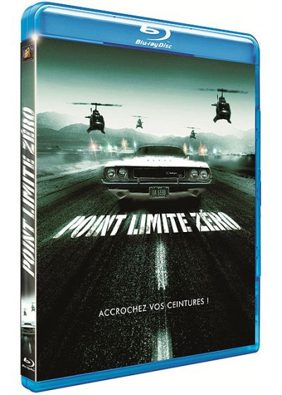 Point limite zéro - Blu-ray