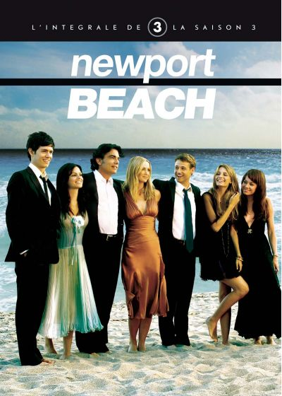 Newport Beach - Saison 3 - DVD