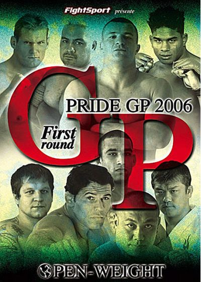 Pride GP 2006 : First Round - DVD