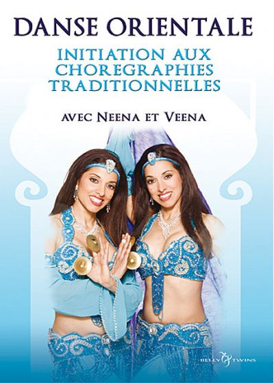Danse orientale - Initiation aux chorégraphies traditionnelles - DVD