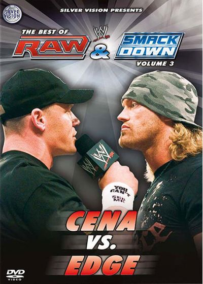 The Best of Raw & Smackdown Vol. 3 : John Cena vs. Edge - DVD