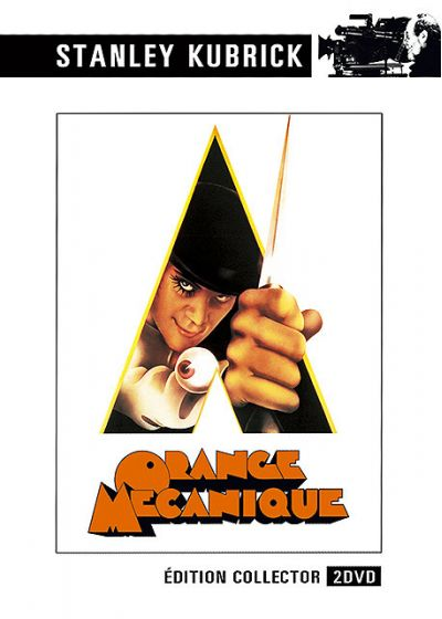 Orange mécanique (Édition Collector) - DVD