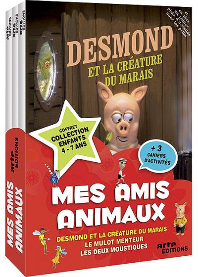 Mes amis animaux - Coffret - DVD