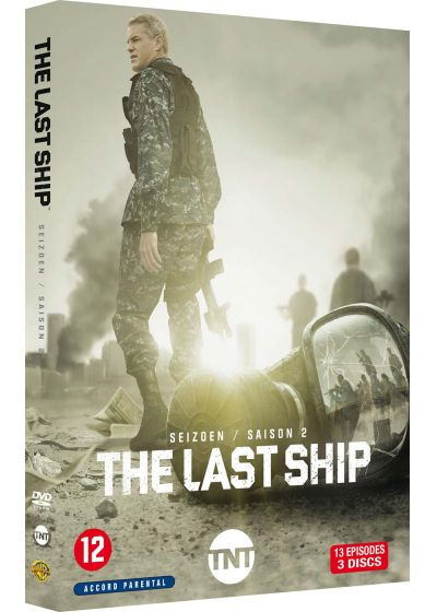 The Last Ship - Saison 2 - DVD
