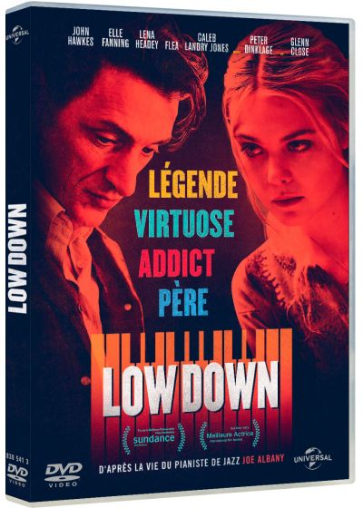 Low Down - DVD
