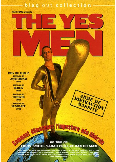 The Yes Men - DVD