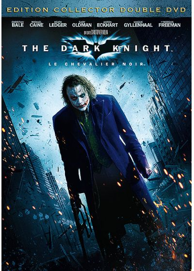 Batman - The Dark Knight, le Chevalier Noir (Édition Collector) - DVD