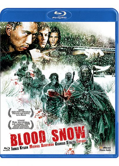 Blood Snow - Blu-ray