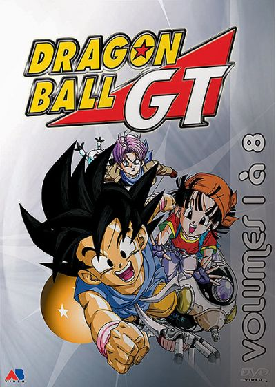 Dragon Ball GT - Coffret - Volumes 1 à 8 (Pack) - DVD