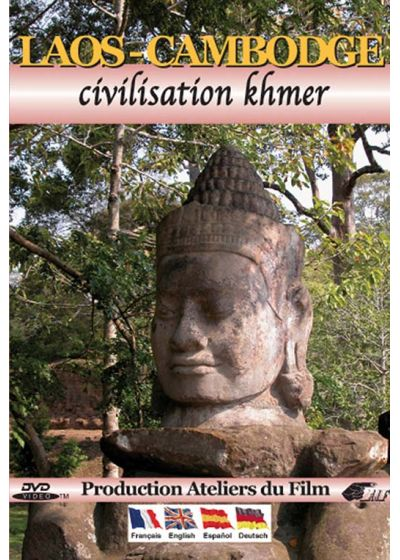 Cambodge - Laos : Civilisation Khmer - DVD
