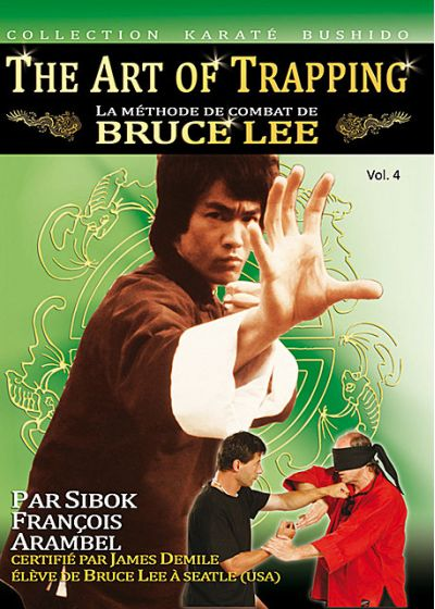 The Art of Trapping : la méthode de combat de Bruce Lee - DVD