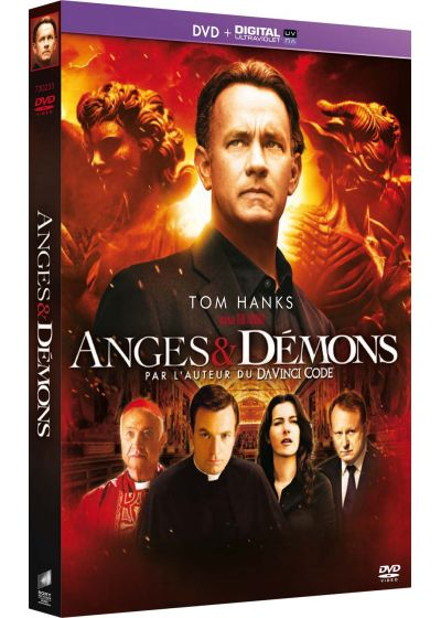 Anges & démons (DVD + Copie digitale) - DVD