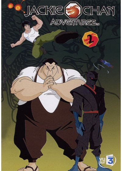 Jackie Chan Adventures - Vol. 2 - DVD