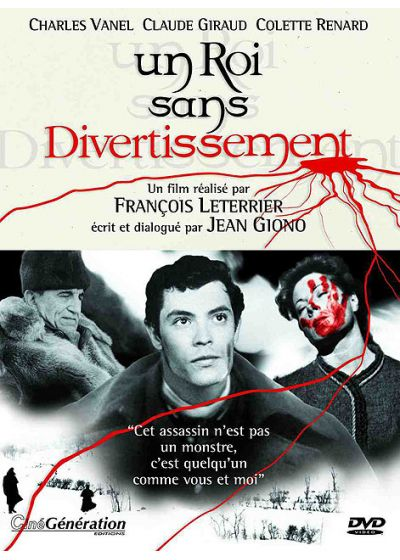 Un Roi sans divertissement - DVD