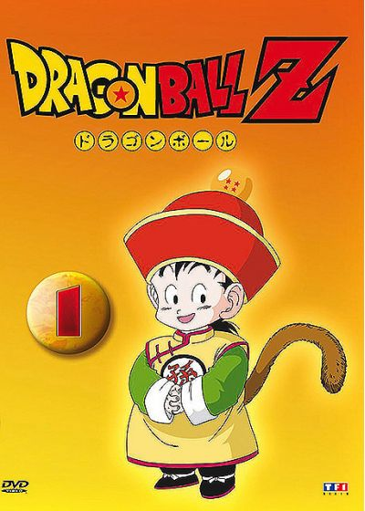 Dragon Ball Z - Vol. 01 - DVD
