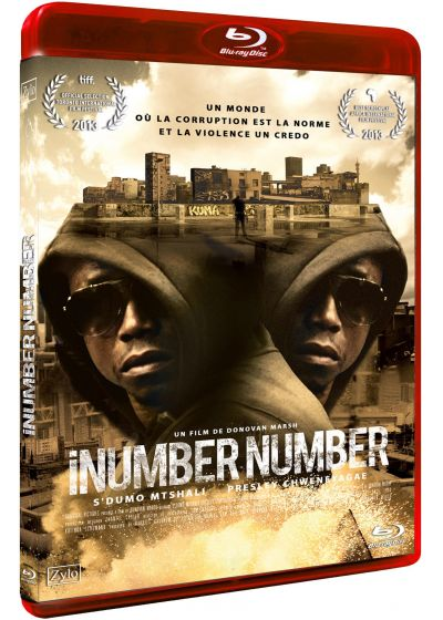 iNumber Number - Blu-ray