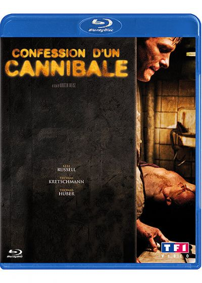 Confession d'un cannibale - Blu-ray