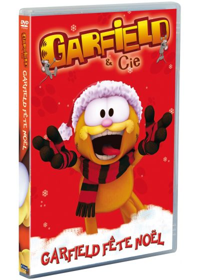 Garfield & Cie - Vol. 15 : Garfield fête Noël - DVD