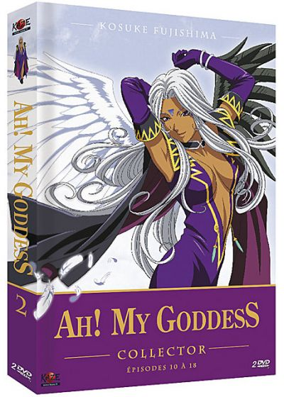 Ah ! My Goddess - Saison 1 : Box 2/3 (Édition Collector) - DVD