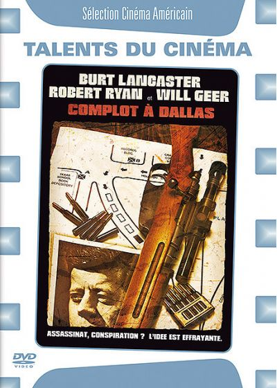 Complot à Dallas - DVD