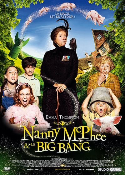 Nanny McPhee et le Big Bang - DVD