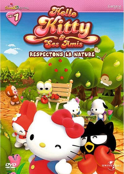 Aventures de Hello Kitty & ses amis - 7 - Respectons la nature - DVD