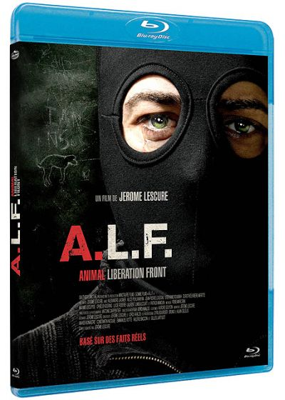 A.L.F. (Animal Liberation Front) - Blu-ray