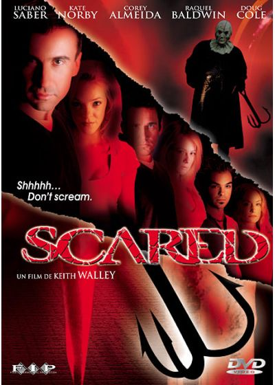 Scared - DVD