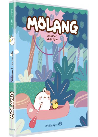 Mölang - Saison 2, Vol. 1 : La jungle - DVD