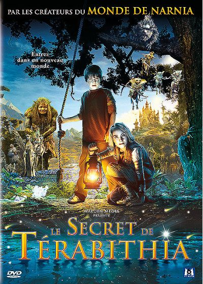 Le Secret de Terabithia (Mid Price) - DVD