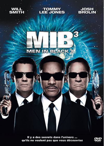 Men in Black 3 - DVD