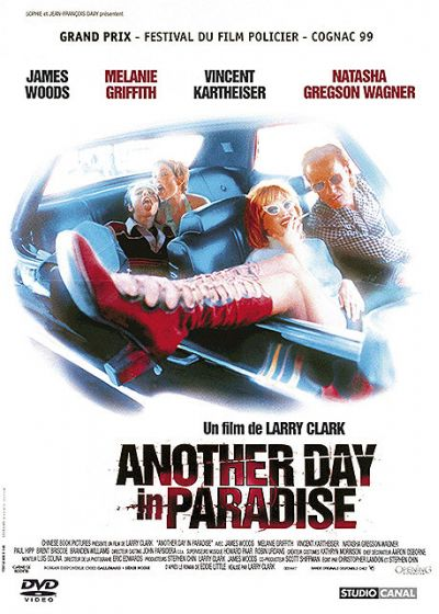 Another Day in Paradise - DVD