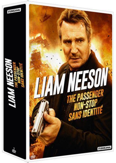 DVDFr - Liam Neeson - Coffret : The Passenger + Non-stop ...