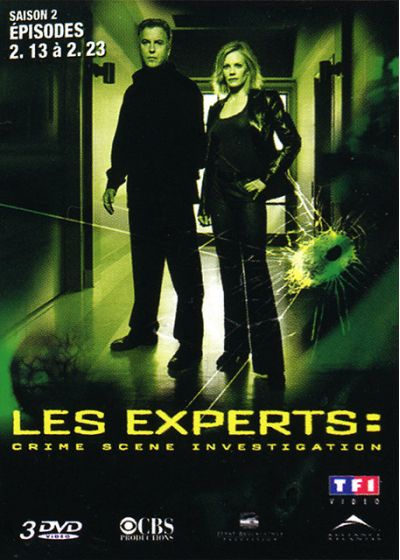 Les Experts - Saison 2 vol. 2 - DVD