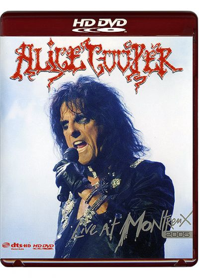 Cooper, Alice - Live At Montreux 2005 - HD DVD