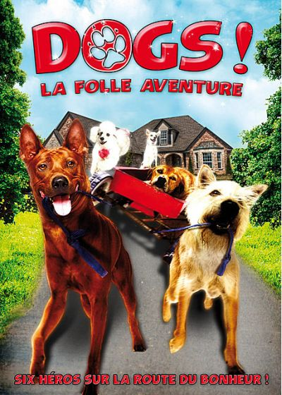 Dogs ! La folle aventure - DVD