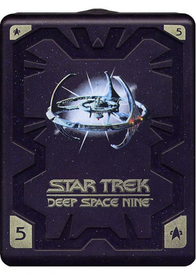 Star Trek - Deep Space Nine - Saison 5 - DVD
