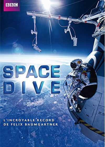 Space Dive : l'incroyable record de Felix Baumgartner - DVD