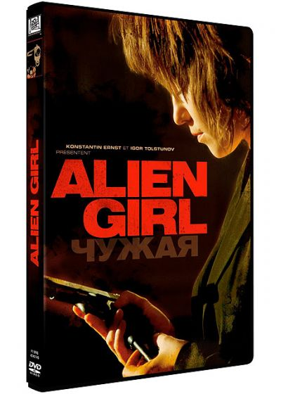Alien Girl - DVD