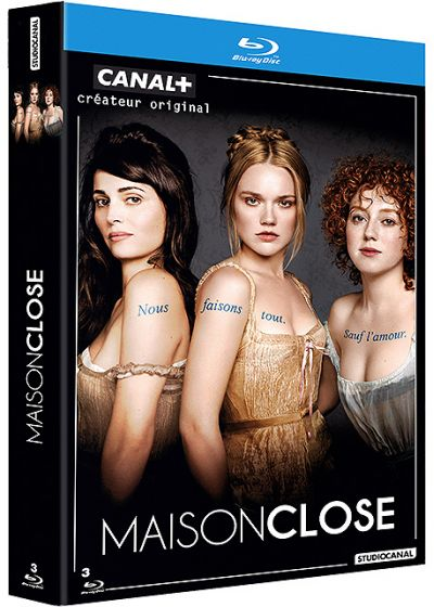 Maison close - Saison 1 - Blu-ray